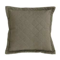 HK Living Quilted canvas kussen