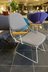 Pastoe Wire Lounge Chair